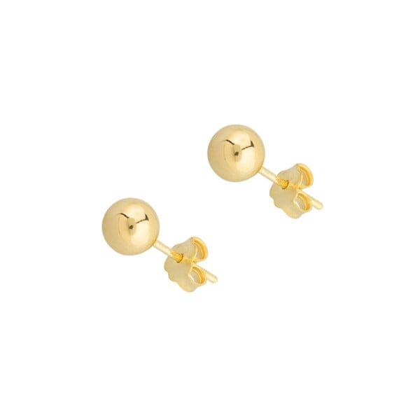Χρυσα σκουλαρικια Κ14
